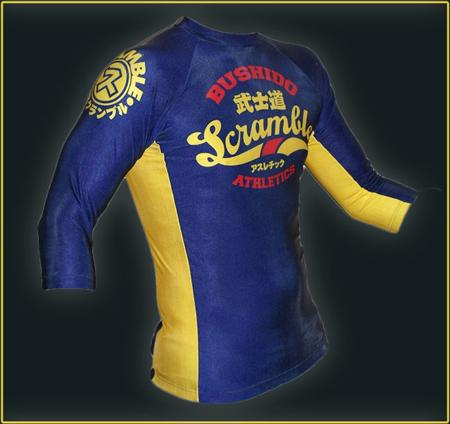 Bushido Athletics Rashguard